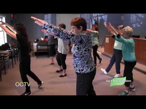 Tai Chi for Seniors Part 1: 5-18-17