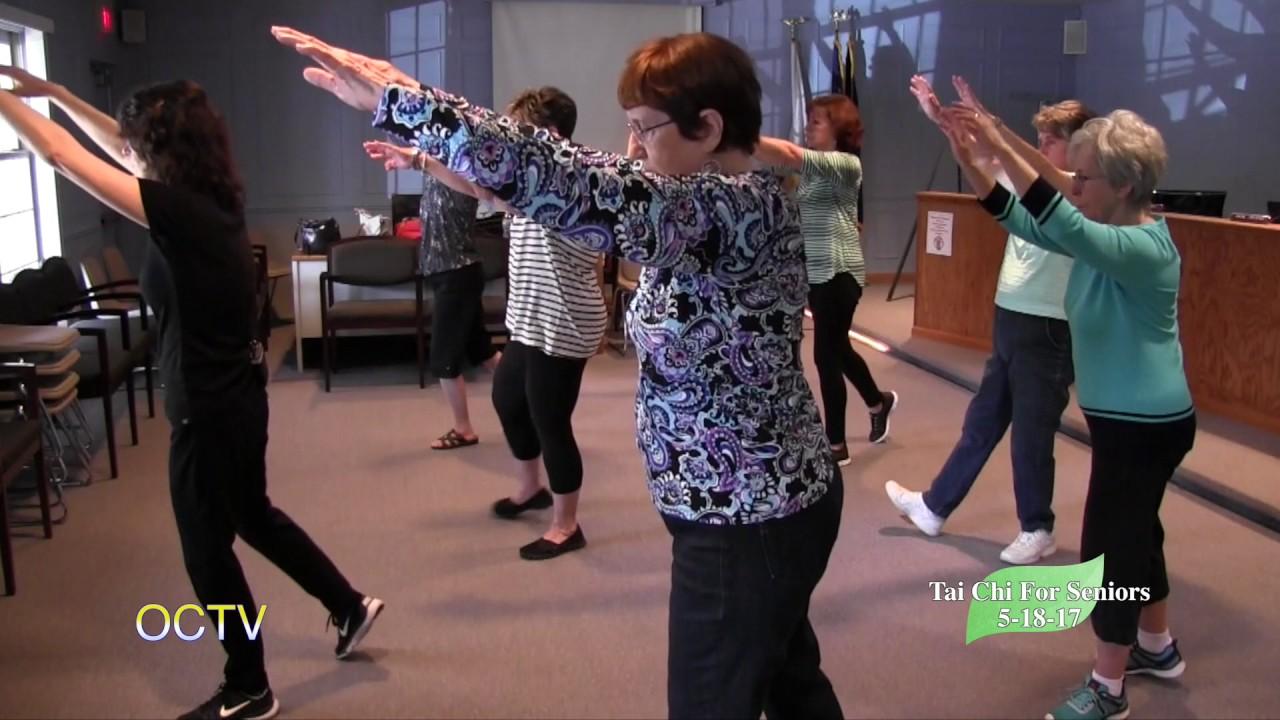 Download Tai Chi for Seniors Part 1: 5-18-17