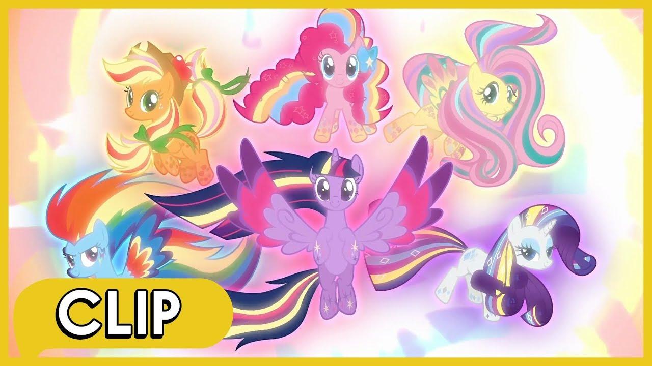 Dentro Del Cofre: Rainbow Power! - MLP: FiM [Español ...