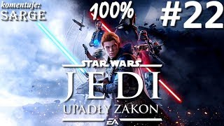 Zagrajmy w Star Wars Jedi: Upadły Zakon PL (100%) odc. 22 - Bogano na 100%