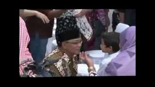 Moh Jumhur Hidayat Capres yg peduli Anak TKI