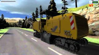 Baumaschinen-Simulator 2011 - Gameplay Review