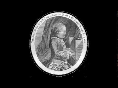 Mozart - Piano Sonata No. 5 in G, K. 283 [complete]
