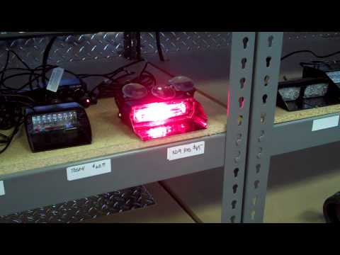 Axixtech XD9 Dash Light.MP4