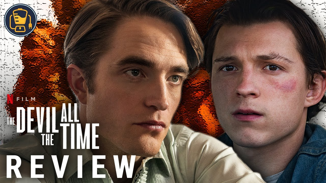 'The Devil All the Time' review: Tom Holland and Robert Pattinson ...