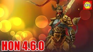 HoN Monkey King Gameplay - lnw_YoD_Ma - Legendary