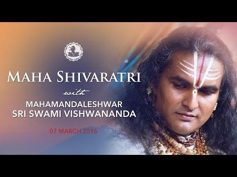 Maha Shivaratri 2016 with Sri Swami Vishwananda
