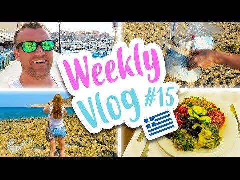 WEEKLY VLOG #15 | GREECE WEEK 2