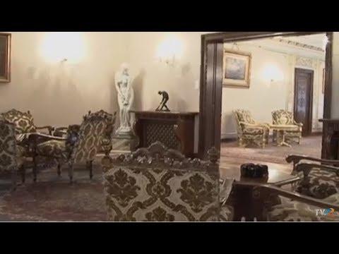 Adevăruri despre trecut: Acasă în vila din Primăverii, reşedinţa soţilor Ceauşescu (@TVR1)