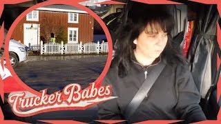Annettes kann ein Haus anmieten! Sie blickt positiv sie in die Zukunft! | Trucker Babes | kabel eins