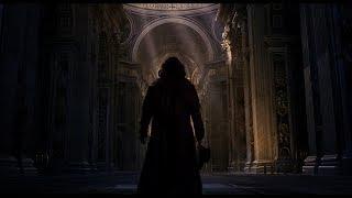 Ван Хельсинг отправляется в Ватикан. Святой отец дает новое задание. HD