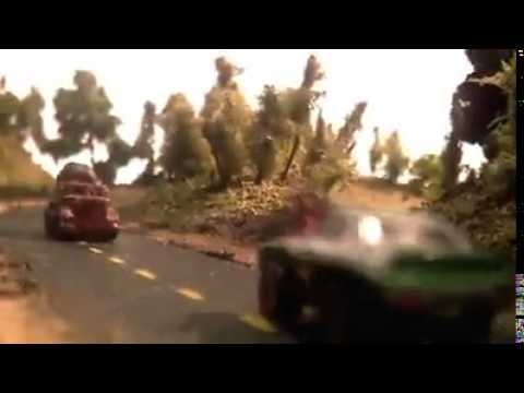 fast and furious toy car stunt and accident creative team work