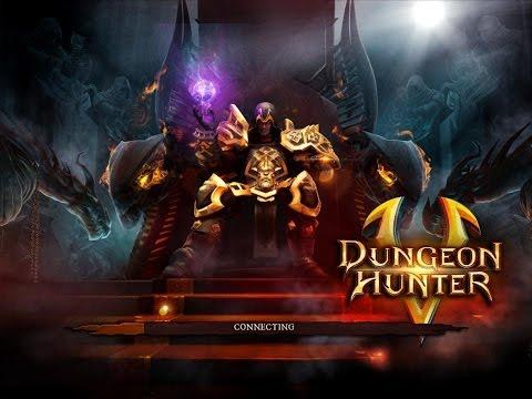Dungeon Hunter 5 - Stronghold - Veteran 1