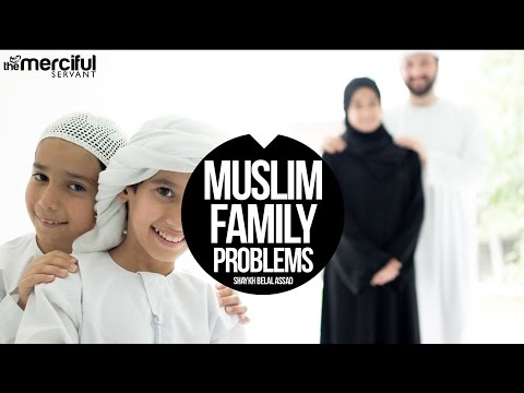 Muslim Family – Problems & Solutions