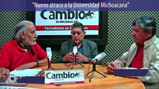Nuevo Atraco a la Universidad Michoacana