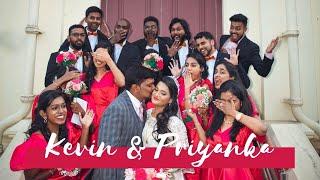 Cinematic Teaser | Priyanka & Kevin | 21 Jan '21