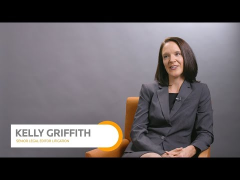 Connect with a Practical Law Editor:  Kelly Griffith, Senior Legal Editor, Litigation