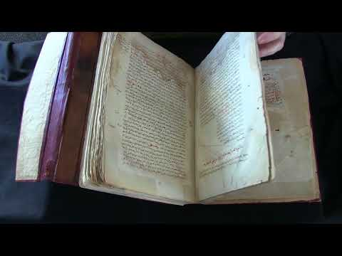 University of Pennsylvania Library's LJS 268 - Ptolemy's Almagest (Video Orientation)