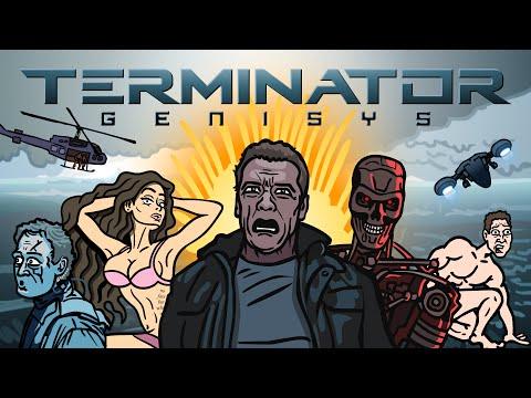 Terminator Genisys Trailer Spoof - TOON SANDWICH streaming vf