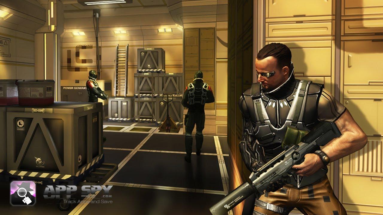 لعبه الاكشن الضخمه : Deus Ex: The Fall v0.0.30 مهكره جاهزه
