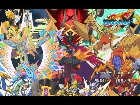 Buddyfight X Opening 2 20 Minute Loop