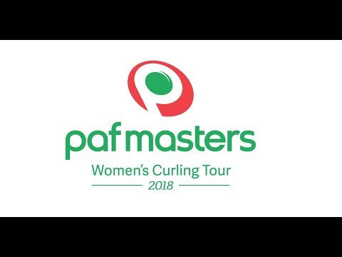 World Curling Tour, PAF Masters 2018