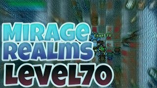 Level 70! // Going to Abyss! // Mirage Realms