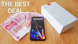 I Bought OnePlus 6T Super Cheap In China - The Best Deal