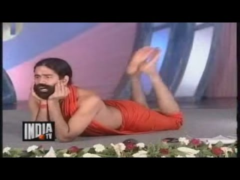 Swami Baba Ramdev Yoga Tips Arthritis (Part 1) | Knee Pain Cure
