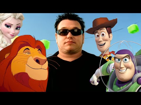 Disney Characters Sing All Star  Smash Mouth
