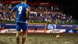Top 5 goals: CONCACAF Beach Soccer Championships El Salvador 2015