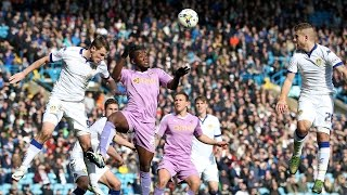 Highlights: Leeds United 3-2 Reading (Sky Bet Championship) 16th April 2016
