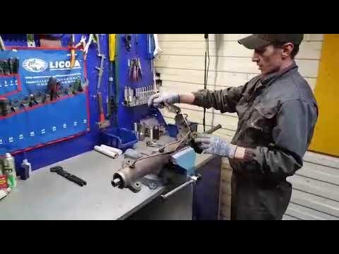 Ремонт рулевой рейка Мерседес Спринтер