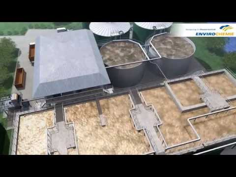 EnviroChemie Dairy Wastewater Treatment