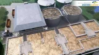 EnviroChemie Dairy Wastewater Treatment