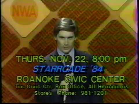 Mid Atlantic Championship Wrestling (NWA) Nov 10 1984