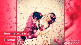 Salamat song whatsapp status video _ female version 💕💕💕