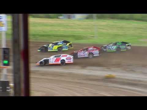 Viking Speedway Wissota Midwest Modified Heats (5/19/18)