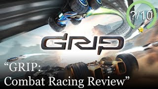 GRIP: Combat Racing Review [PS4, Switch, Xbox One, & PC]