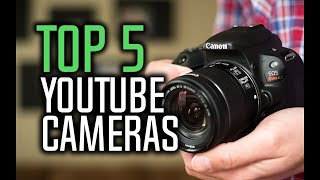 Best Cameras For YouTube in 2018 - Which Is The Best Camera? | 10BestOnes