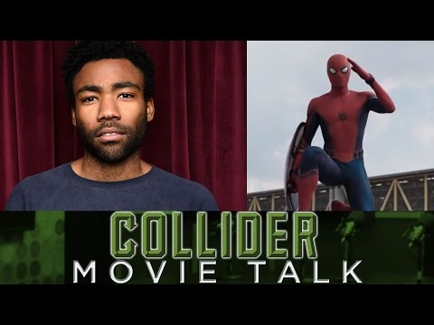 Collider Movie Talk - Spider-Man: Homecoming Casts Donald Glover In A Mysterious Role?