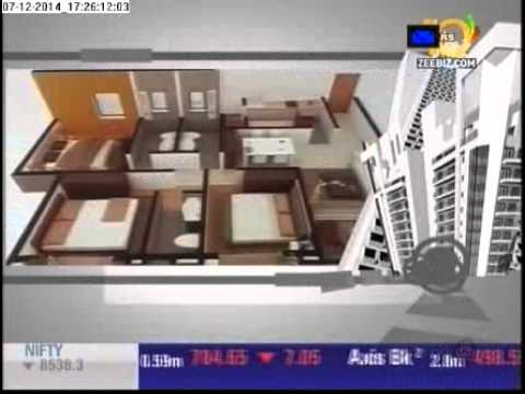 Worldwide Achievers Real Estate Awards 2014 Telecast on Z Business