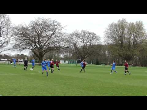 Old Wokingians V Nottsborough (AFA Surrey/Kent Intermediate Cup) 31/03/2012