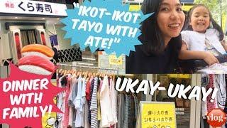 Ukay-ukay tayo sa Japan! | with family | housewife in Japan | pinay in japan | JAPAN
