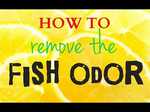 How To Remove The Fish Odor At Home (4 Easy Methods)