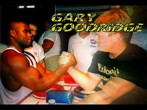 Episode 54: Gary Goodridge