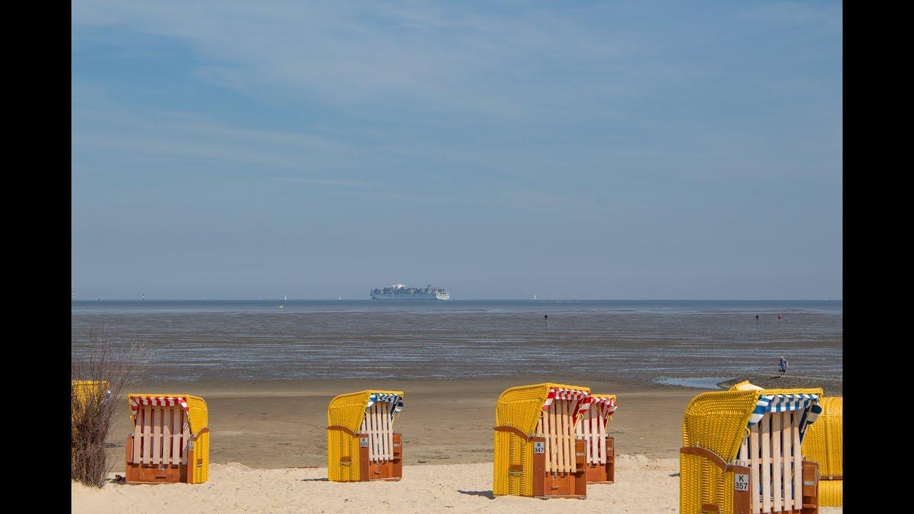Zwischen Elbe & Nordsee - Meine Wochenendreise Cuxhaven - YouTube
