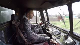 видео Переделка салона ГАЗ 66. Охота Рыбалка Туризм