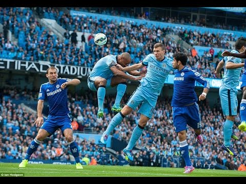 Manchester City 1-1 Chelsea | EPL 22.09.2014