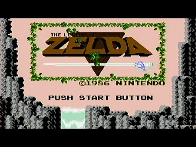 Zelda nes en boite 20704592